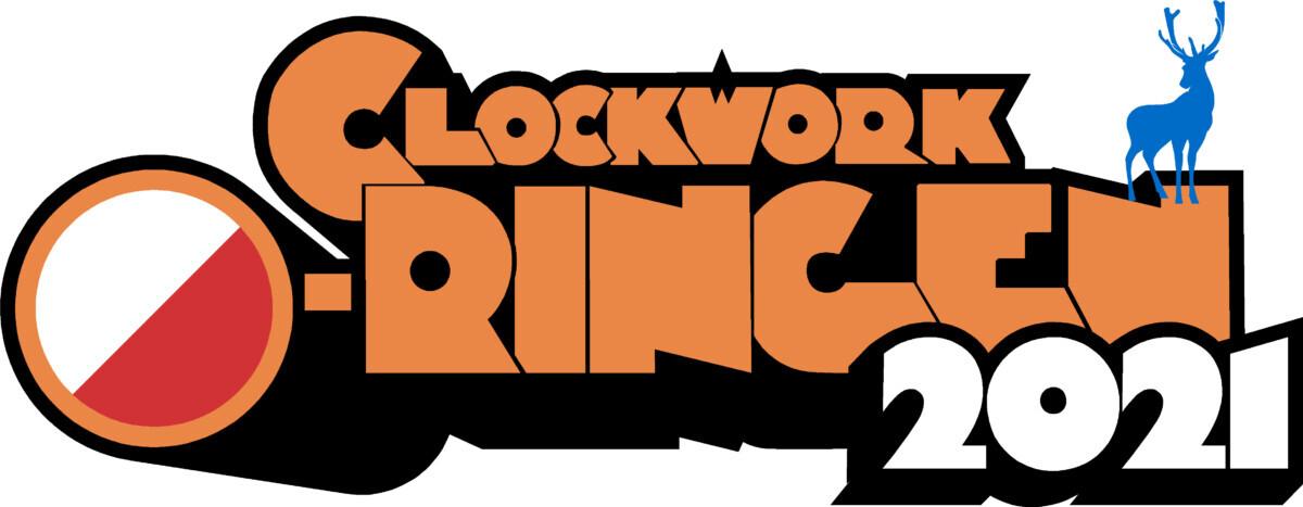 Clockwork O-Ringen 2021 logo