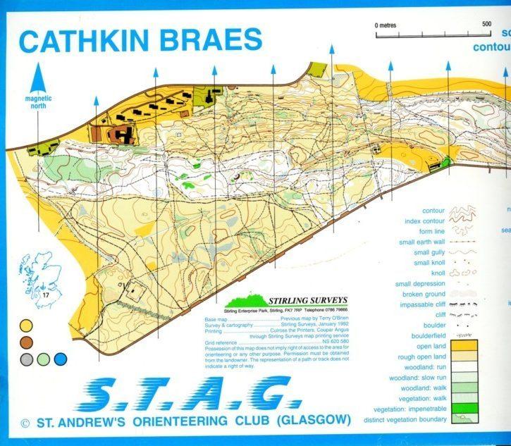 Cathkin Braes1992099