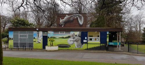 Alexandra Park Gc Pavilion