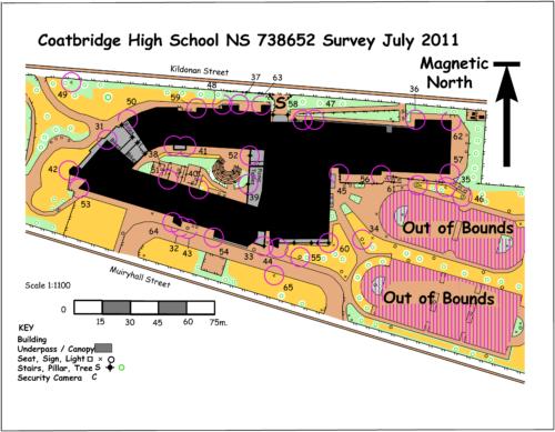 Coatbridge HS 2011